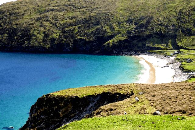 Keem Bay Beach