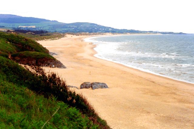 Brittas Beach
