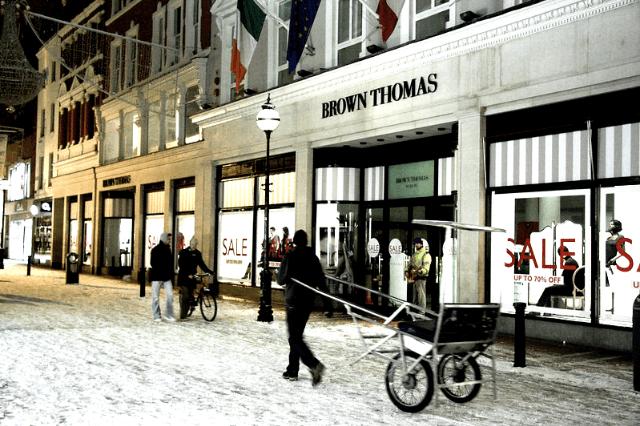 Brown Thomas - Cork City