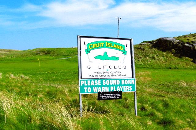 Cruit Island Golf Course