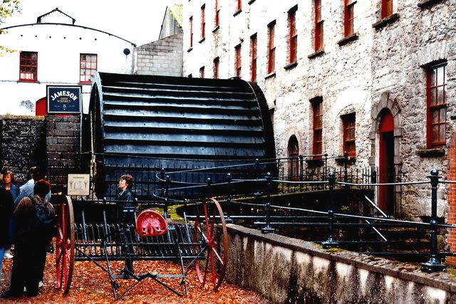 Jameson's Whisky Distillery - Cork Tours