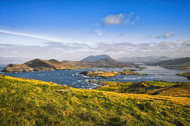 Ring of Kerry Viewpoint - Cork City Tours