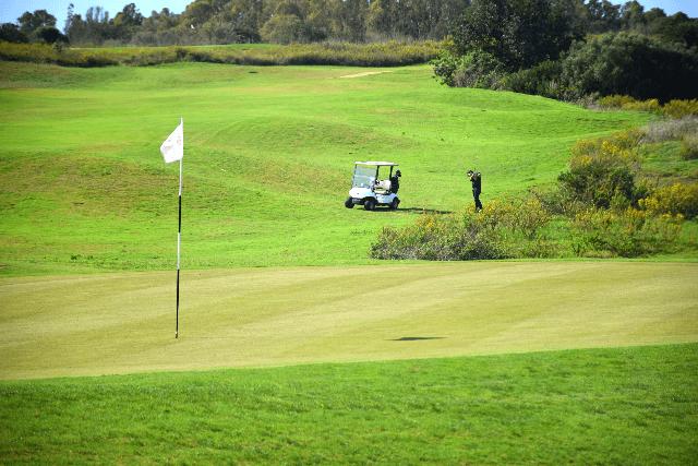 The Island Golf Course