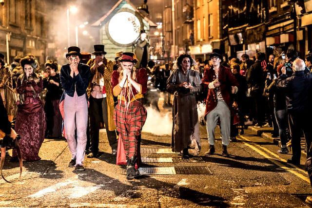 Irish halloween costumes